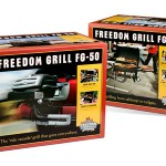 BBQ Grill Retail Packaging